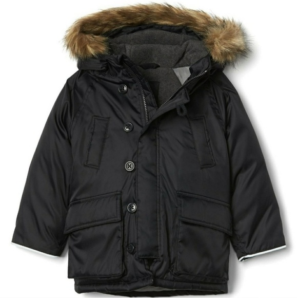 Gap Toddler ColdControl Max Parka Size 3 Years